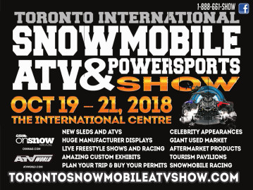 Snowmobile and Powersports Show 2018