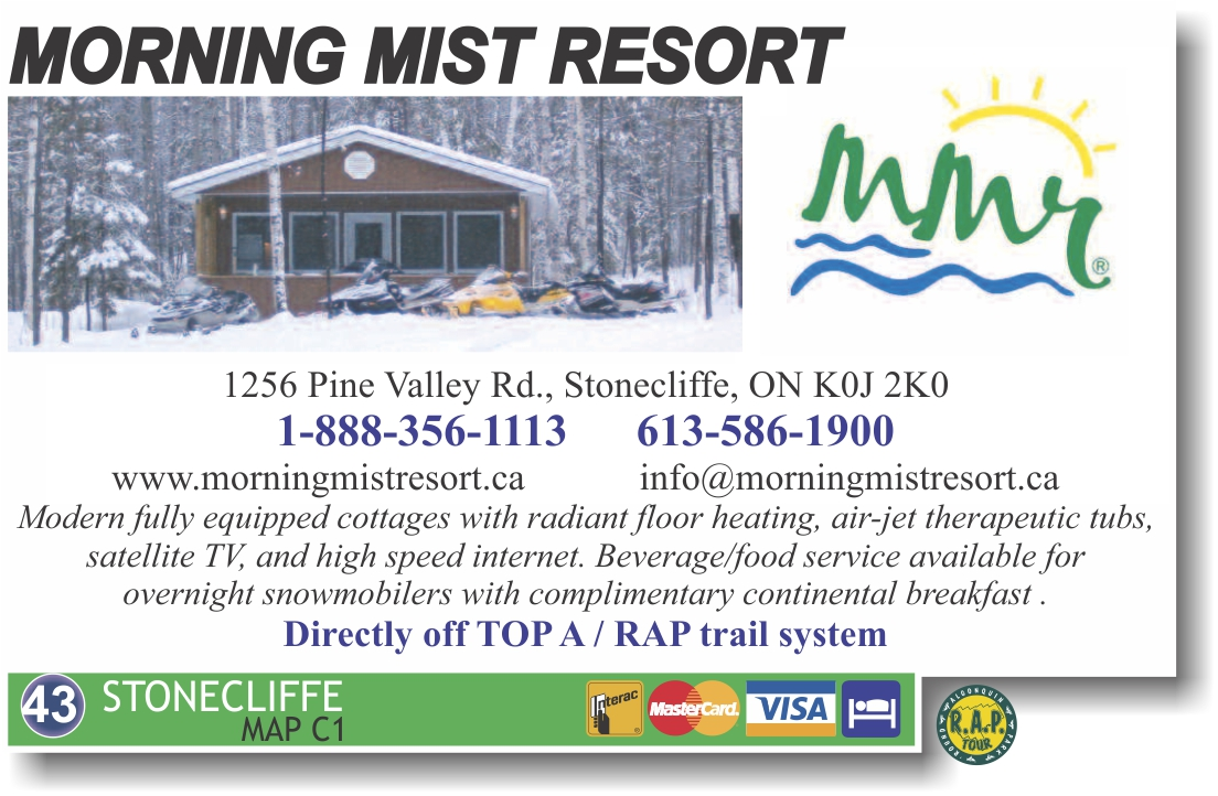 Morning Mist Resort