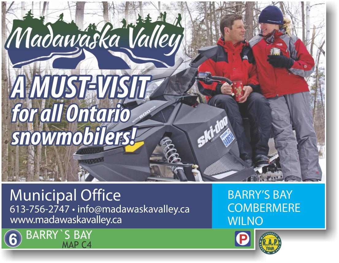 Madawaska  Valley