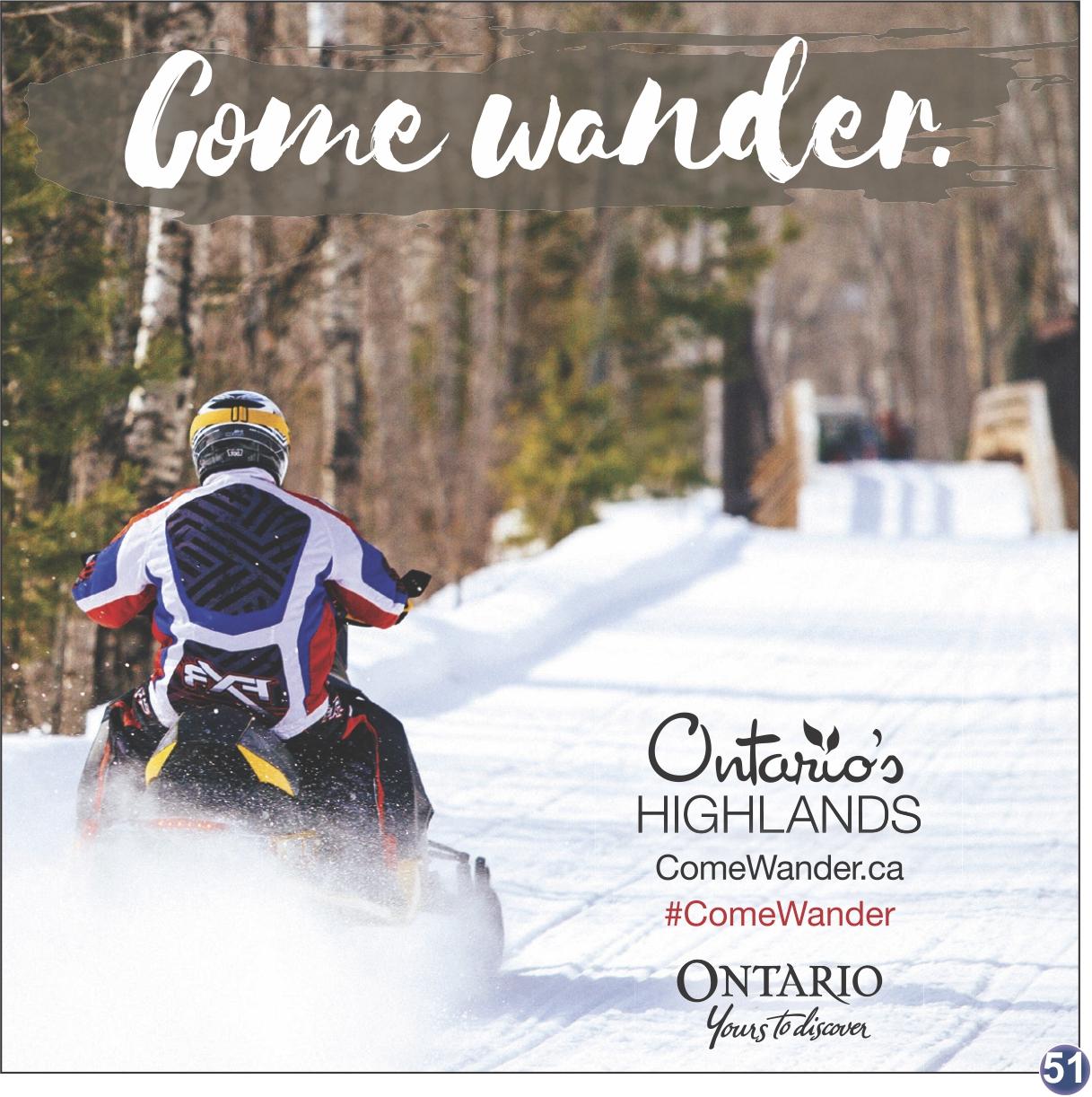 Ontario Highlands