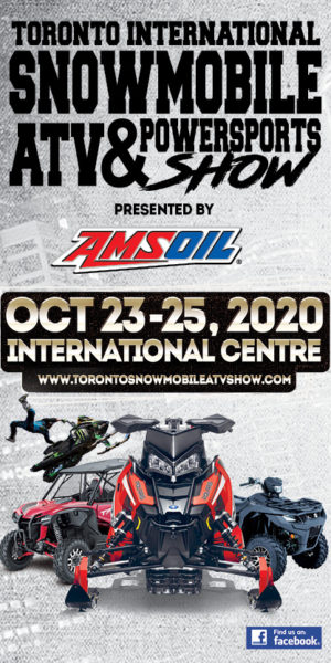 Toronto International snowmobile ATV show