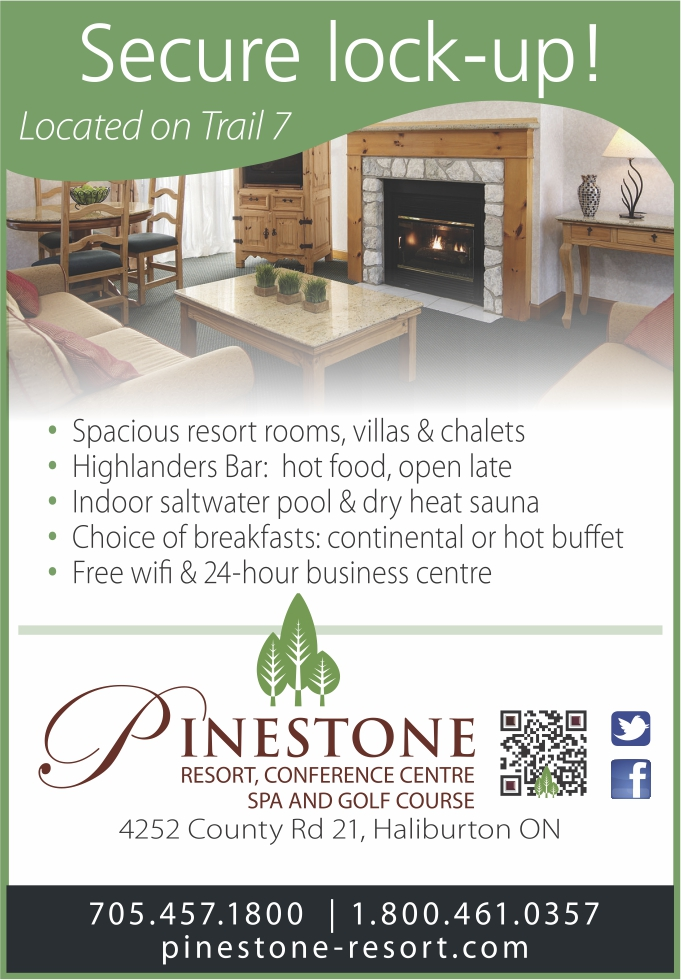 Pinestone Resort