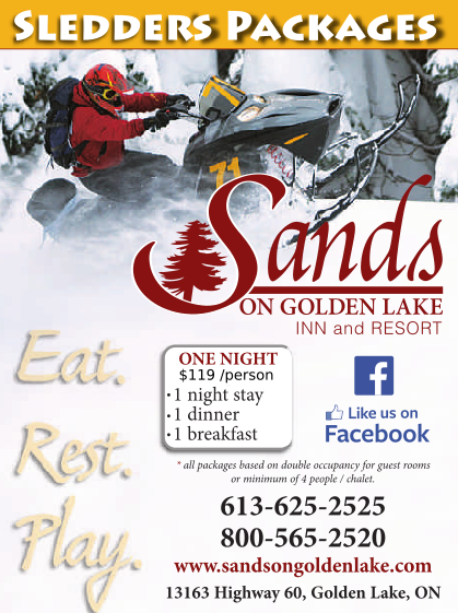 The Sands on Golden Lake