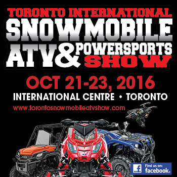Snowmobile and Powersports Show 2016