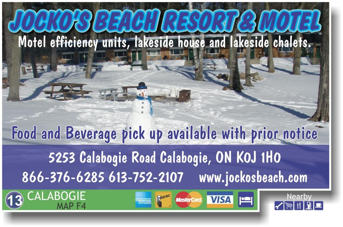 Jockos Beach Resort