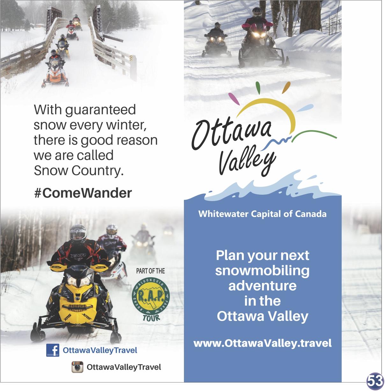 Ottawa Valley Tourist Association
