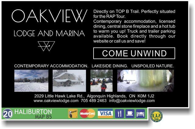 Oakview Lodge and Marina