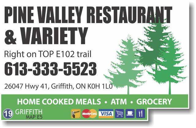 Pine Valley Restaurant