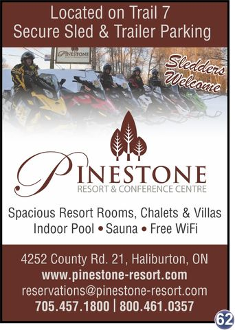 Pinestone Resort
