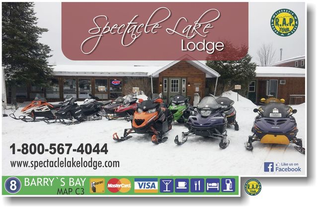 Spectical Lake Lodge