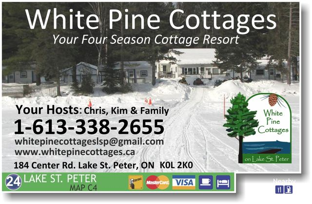 White Pine Cottages