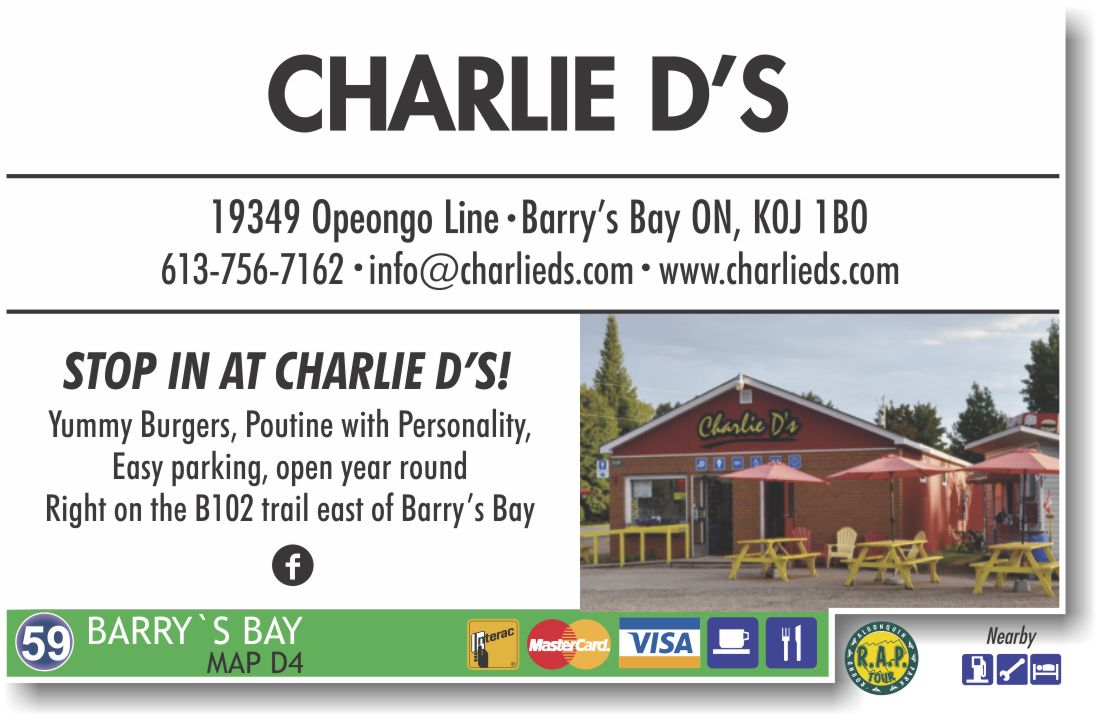 Charlie Ds