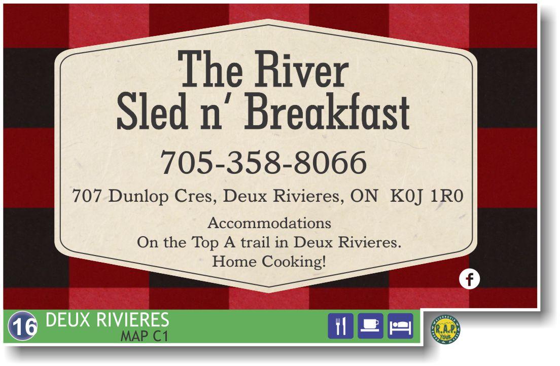 Riversled and Breakfast